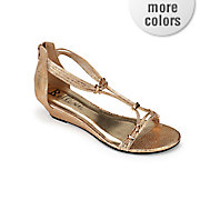 flip wedge sandal by bellini