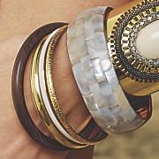 set of 5 bangles