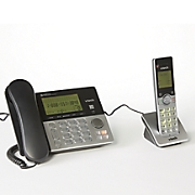 corded cordless phone system by vtech