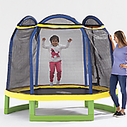 7  my first trampoline by sportspower
