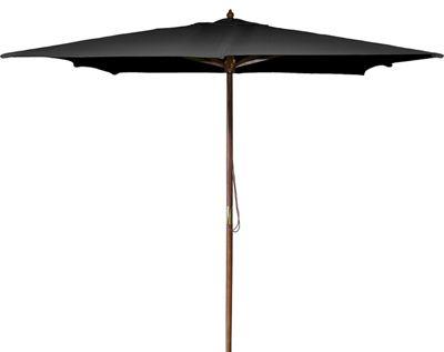 8.5' Square Garden Umbrella