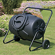 50 gallon wheeled tumbling composter