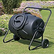 50 gallon wheeled tumbling composter