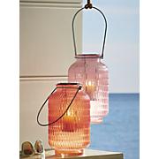 glass sorbet lantern