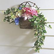 dahlia wall basket
