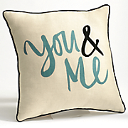 you   me pillow