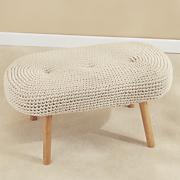 crochet bench