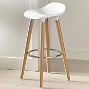 beechwood bar stool