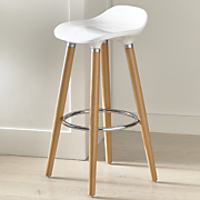 beechwood bar stool