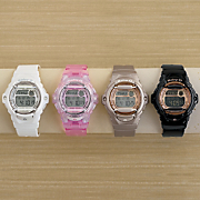 at a glance baby g shock by casio