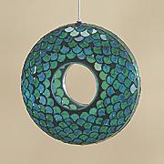 calamba mosaic glass bird feeder