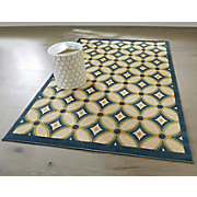 tezza admiral blue indoor outdoor rug
