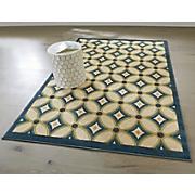 tezza admiral blue indoor outdoor rug