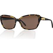 women s tortoise sunglasses by tiffany   co