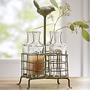 bud vase caddy