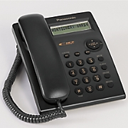 corded desktop phone by panasonic