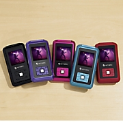 8 gb portable media player by ematic