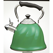 Mr. Coffee Emerald 3-Qt. Swirl Tea Kettle