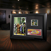 wizard of oz minicell framed film cell