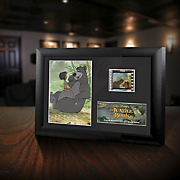 the jungle book minicell framed film cell