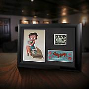 betty boop fragile minicell framed film cell