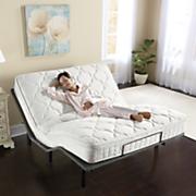 adjustable electric full bed base