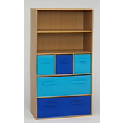 storage bookcase 6