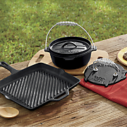 cast iron grillers