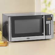 1 1 cu  ft  microwave oven by oster