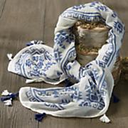 morrocan tile scarf