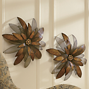 wall flower sculpture 33