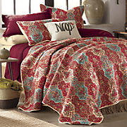 orelia oversized quilt and sham