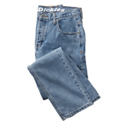 men s regular fit 5 pocket jean with button fly by dickies