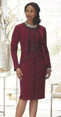 Quinn Jacket Dress