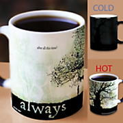 harry potter morphing heat sensitive mugs