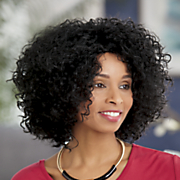 olive wig