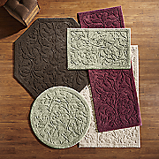 foliage cotton rugs and stair treads by mohawk
