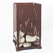 elements fire lantern