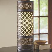shaka table lamp
