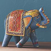 yetti elephant figurine