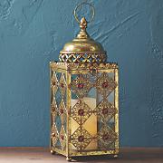 marwa lantern candleholder