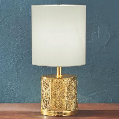 Filigree Table Lamp