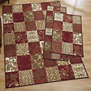 3 pc  venice rug set