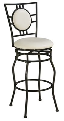 Townsend Adjustable Stool by Linon
