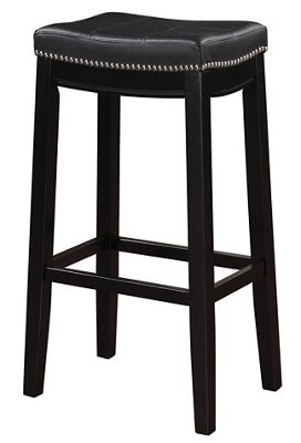 Claridge Bar Stool by Linon