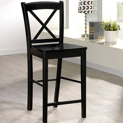 X-Back Counter Stool by Linon
