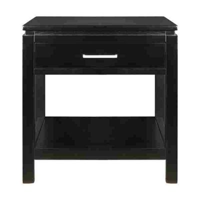 Sutton End Table by Linon