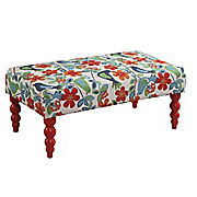 claire gazebo bench by linon