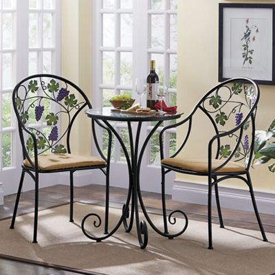 Grape Bistro Set