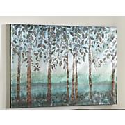 spring trees print